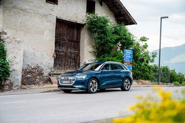Audi e-tron, ab 58.067 Euro/netto