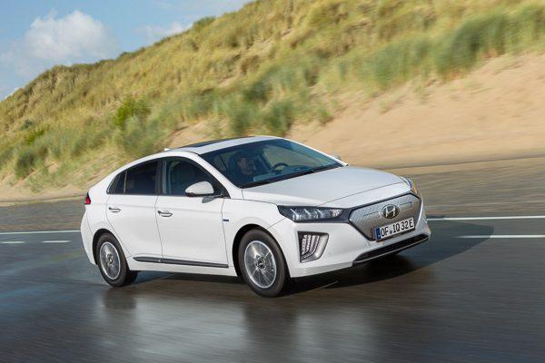Hyundai IONIQ Elektro, ab 29.327 €/netto