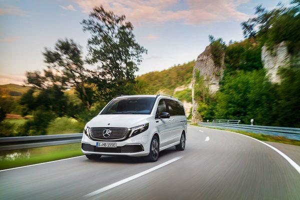 Mercedes EQV 300, ab 59.990 €/netto