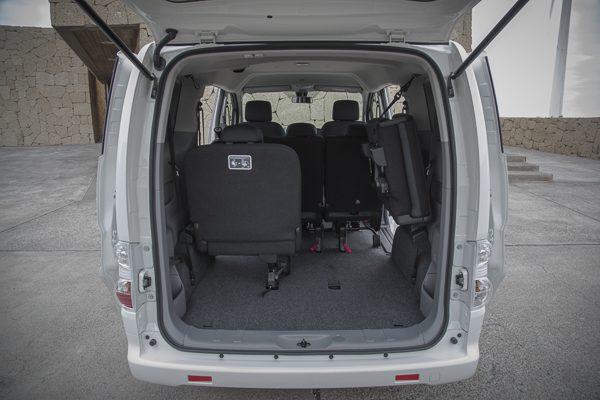 Nissan e-NV200, ab 25.310 €/netto