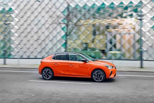Opel Corsa-e, ab 25.756 €/netto