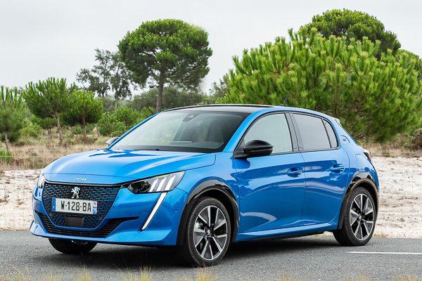 Peugeot e-208, ab 25.588 €/netto