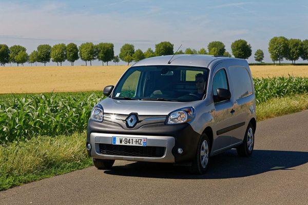 Renault Kangoo Z.E., ab 29.920 €/netto