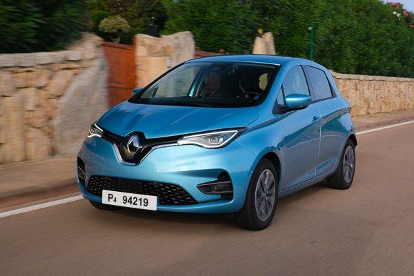 Renault Zoe Z.E., ab 25.201 €/netto