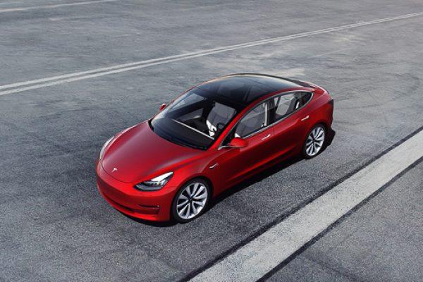 Tesla Model-3, ab 39.990 €/netto