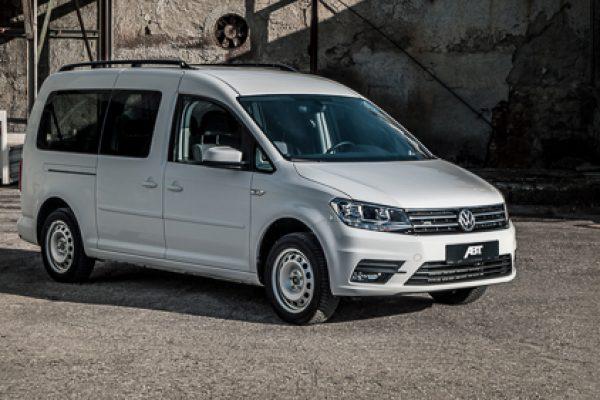 VW Abt e-Caddy, ab 29.900 €/netto