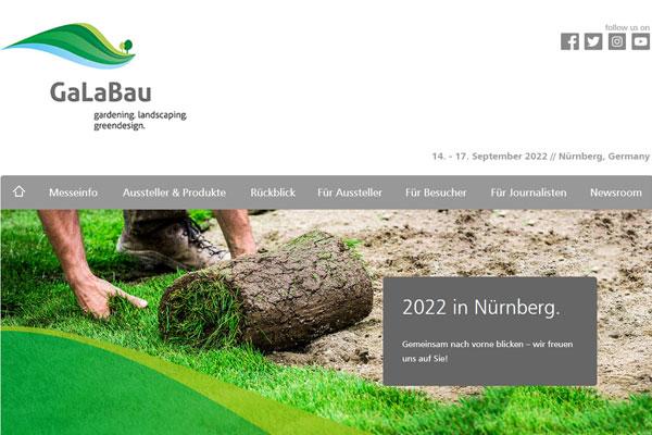 GaLaBau 2020 - GaLaBau 2022