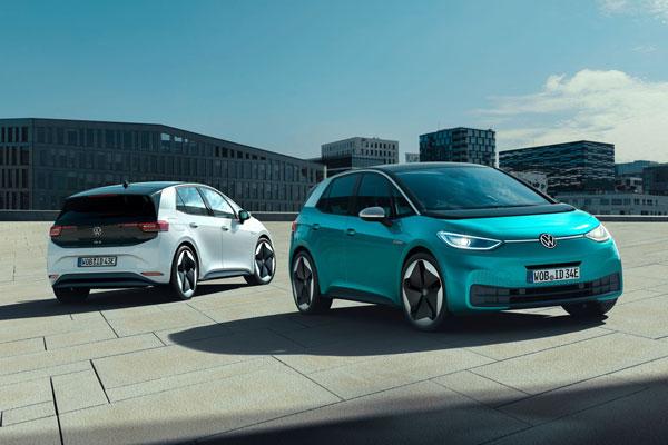 VW ID.3 E-Auto von Volkswagen