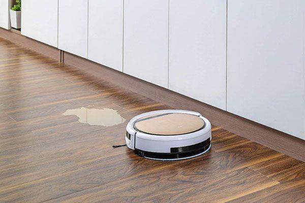 Wischroboter sind Ideal für die Küche
