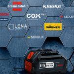 Bosch öffnet 18 Volt-Akku-System für Partner