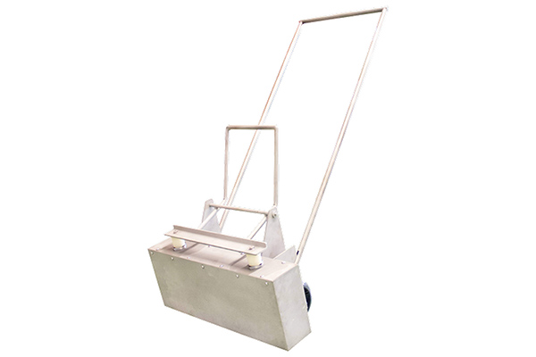 Magnet-Kehrmaschine