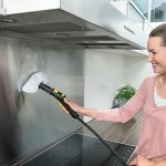 Hygienisch reinigen mit Wasserdampf