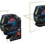 Grüne Laserdioden für Kombi- und Linienlaser von Bosch
