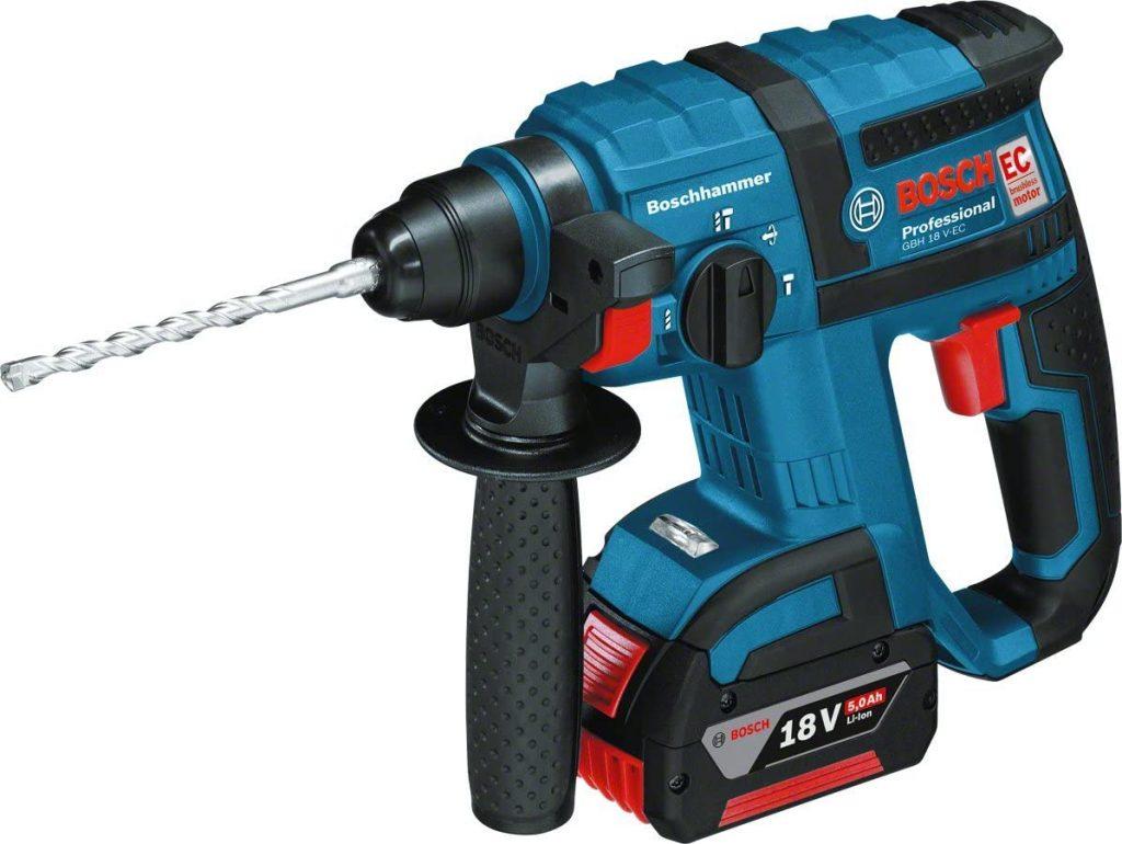 Bosch Bohrhammer GBH 18V-EC