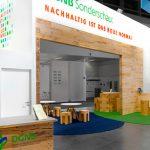 Wettbewerb: Nachhaltigster Messestand auf der BAU 2021