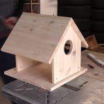 In wenigen Schritten zum eigenen Vogelhaus