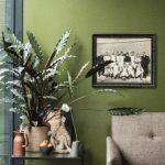 Die 15 beliebtesten Wandfarben auf Instagram