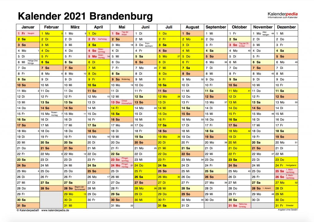Ferien Brandenburg