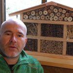 Insektenhotel und Nisthilfe bauen