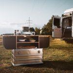 Mobile Campingküche selber bauen | Anleitung
