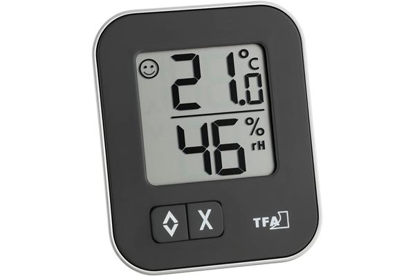 Digitales Thermo-Hygrometer zur Raumklima Überwachung