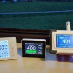 CO2-Messgeräte Test