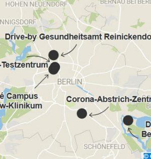 Corona Test Berlin