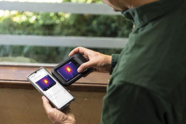Kabelloser Datenaustausch mit dem Smartphone