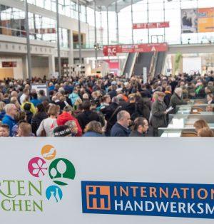 Internationale Handwerksmesse 2021 IHM 2021