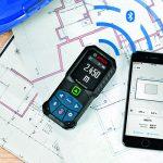 Laser-Entfernungsmesser von Bosch