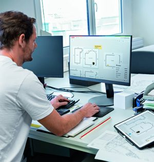 Aufmaß-App MeasureOn von Bosch