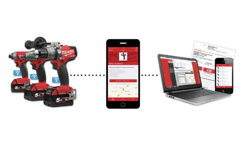 Bestes Beispiel für die Innovationskraft der Marke ist der Einstieg in die digitale Baustelle mit ONE KEY.