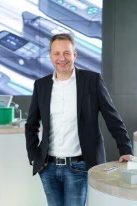 Udo Hehemann, Chief Sales Officer (CSO) Stahlwille