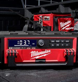 Milwaukee Baustellenradio