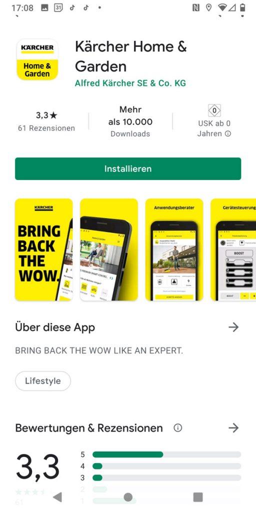 Kärcher App