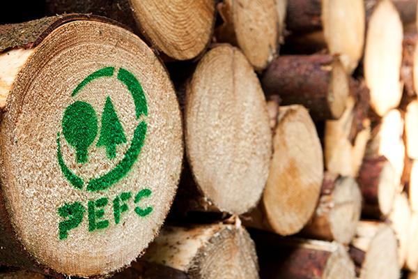 PEFC-Zertifikat