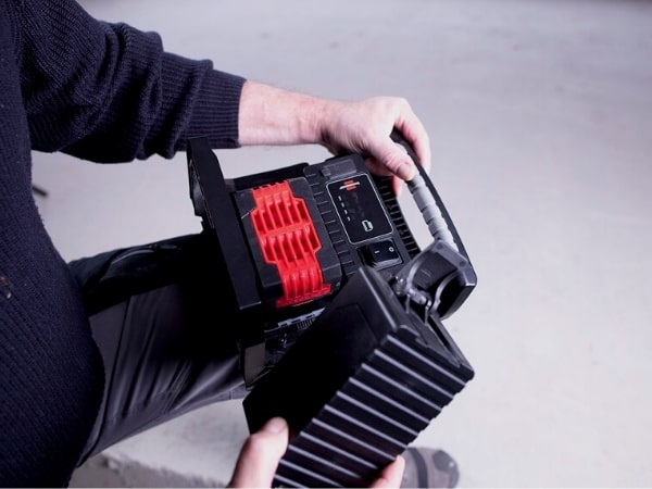 Work Light Brennenstuhl Multi Battery 18V System