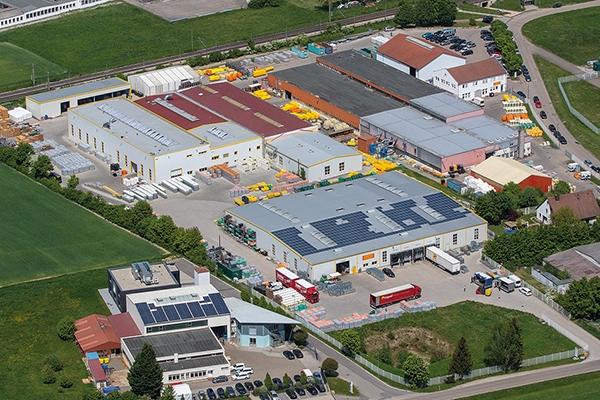 CEMO mit Hauptsitz in Weinstadt