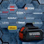 FEIN ist neuer Akku-Partner von Bosch