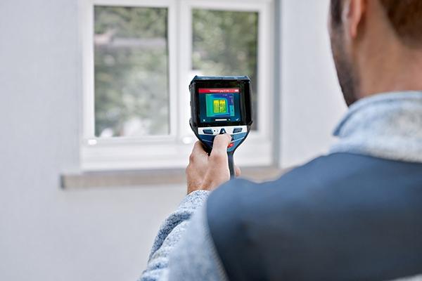 Wärmebildkamera GTC 600 C Professional