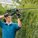 Geräte für die Hecken-, Strauch- und Graspflege