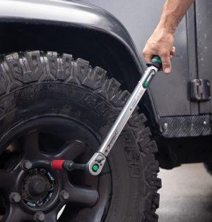 Reifenwechsel Drehmomentschlüssel