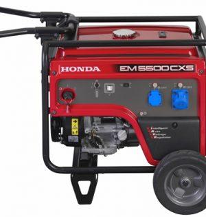Stomgenerator EM 5500CXS von Honda